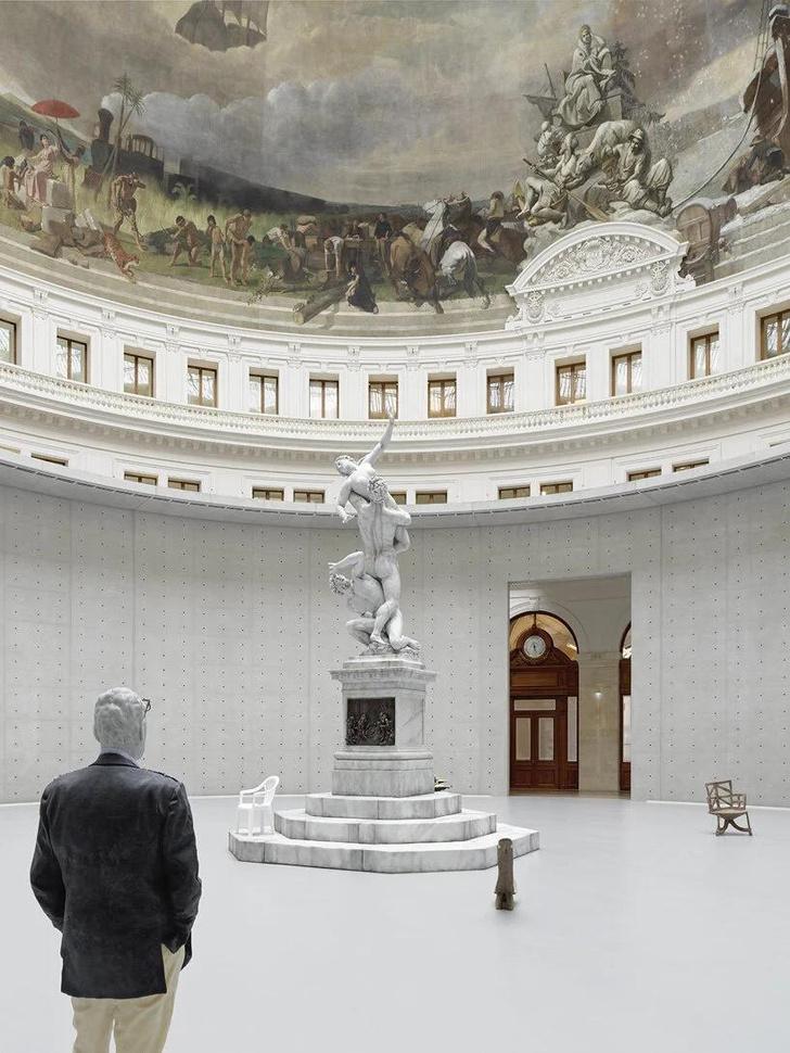 Фото №2 - Ускользающая красота: тающие скульптуры Урса Фишера в новом музее в Париже