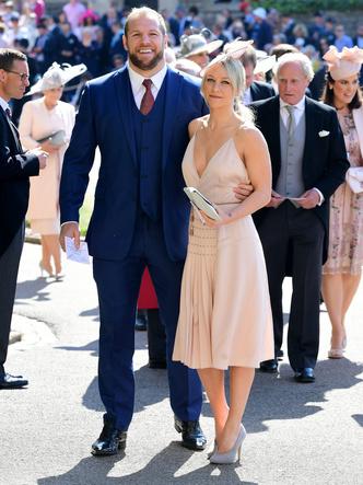 Фото №12 - Конфузы на королевских свадьбах: звездные гости, которые нарушили протокол