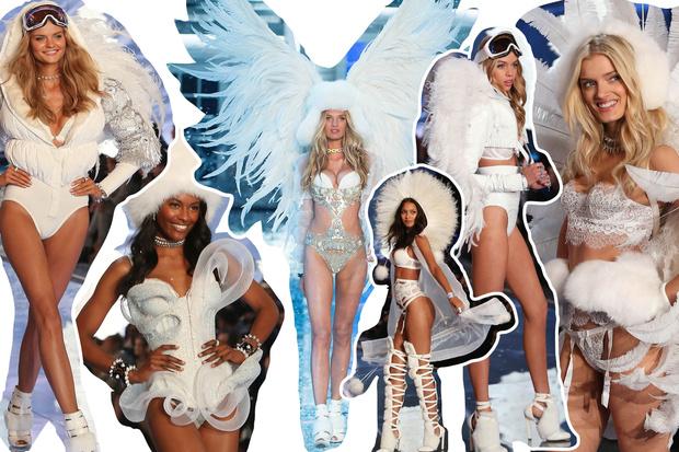 Фото №14 - Самые красивые образы с показа Victoria's Secret