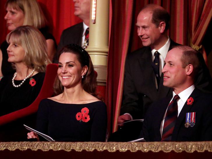 Фото №3 - О чем принц Эдвард предупреждал Кейт, когда она встречалась с Уильямом
