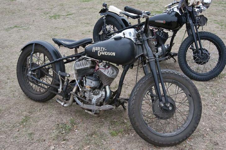 Фото №4 - Мотоцикл из консервной банки: история компании «Харлей-Дэвидсон»