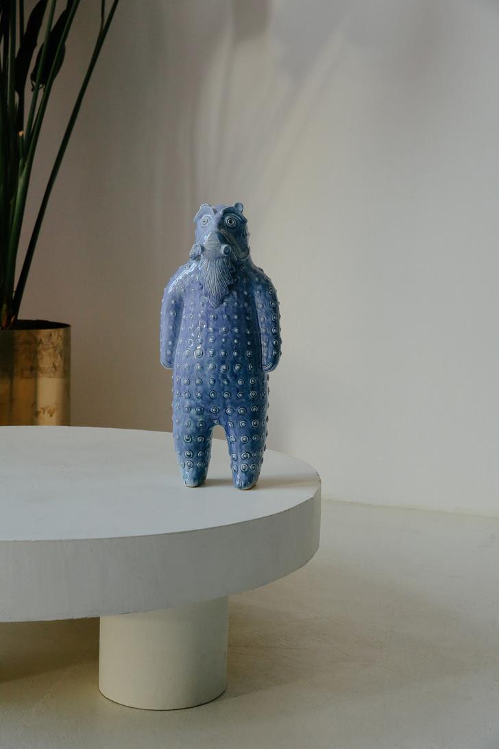 Фото №2 - Арт-игрушки Sergey Makhno Architects как вклад в борьбу с пандемией