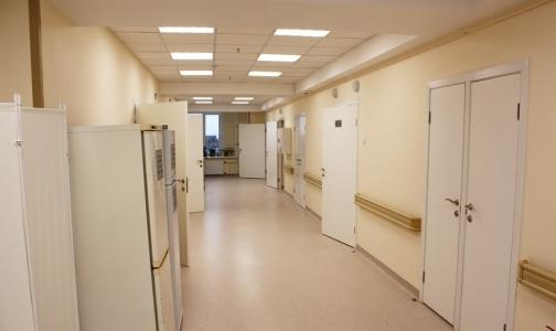 Фото №1 - В НИИ Джанелидзе отремонтировали отделение, в котором спасали пострадавших в теракте