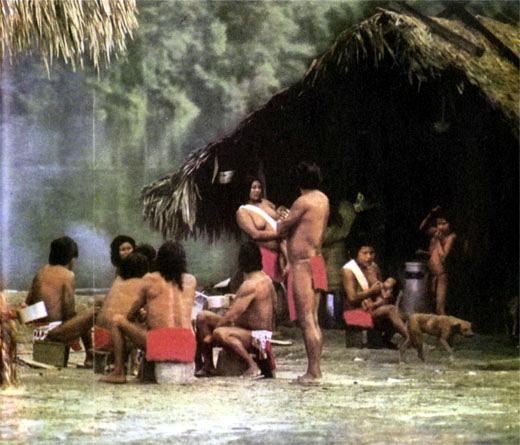 Фото №2 - Антекуме — друг индейцев