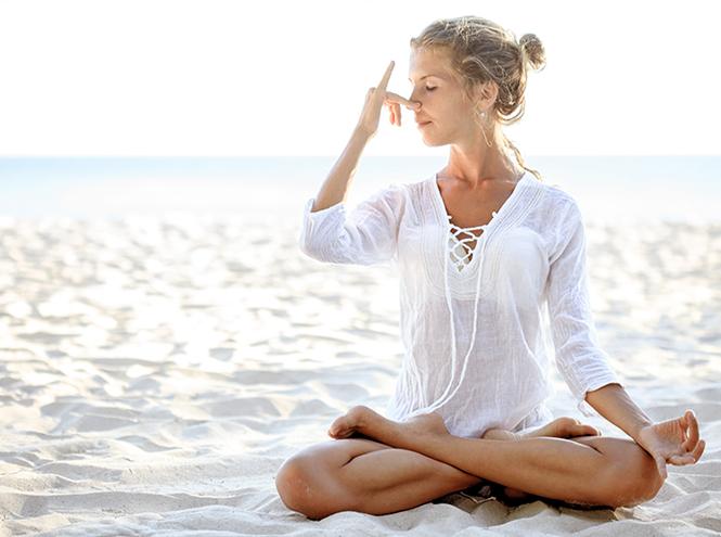 Фото №5 - Необычные способы похудения, которыми пользуются йоги