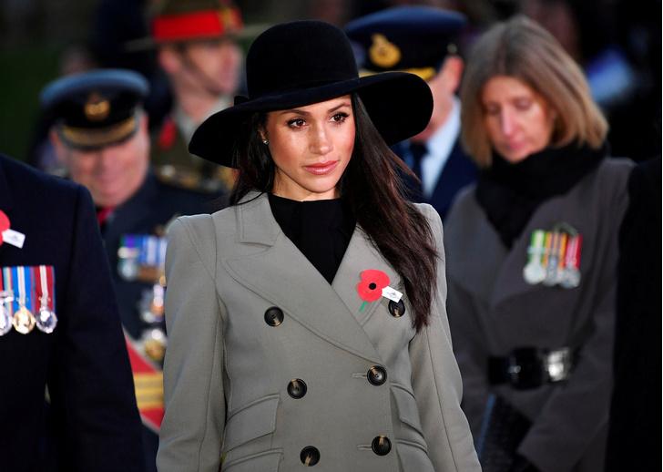 Фото №1 - Почему Меган не поехала на похороны принца Филиппа на самом деле: версия самой герцогини