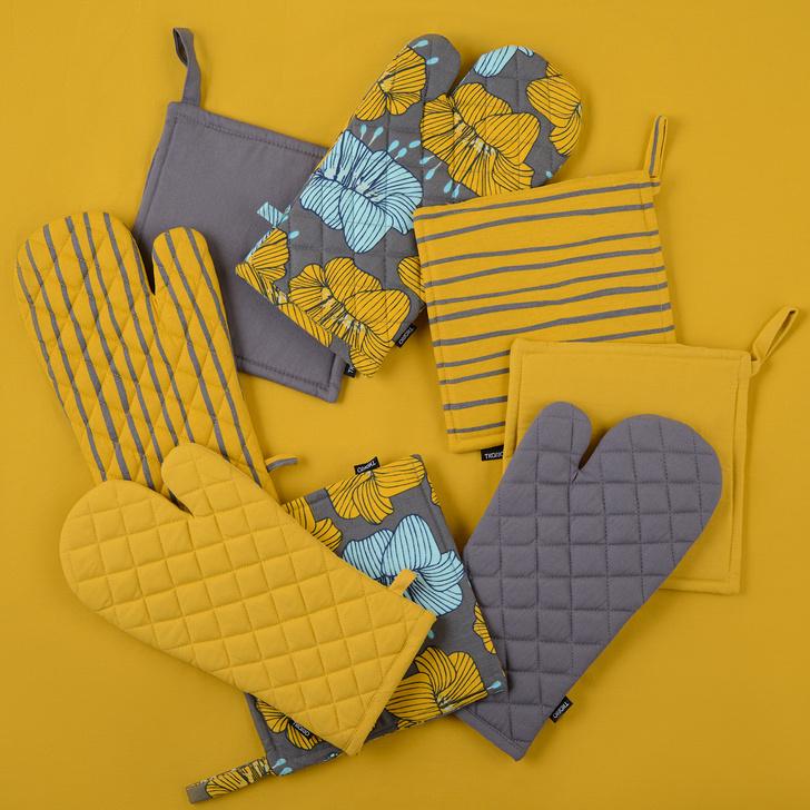 Фото №2 - Новая коллекция домашнего текстиля Prairie марки Tkano