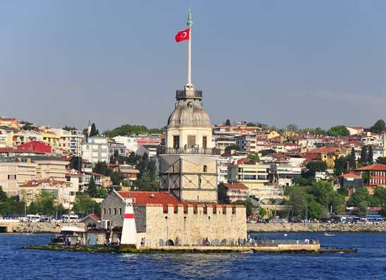 Фото №1 - Кто куда, а я в Стамбул