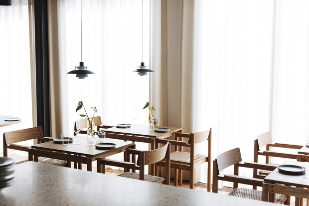 Фото №3 - Уютный ресторан Substans в Дании