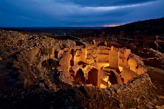 Фото №2 - 10 000 лет назад... построили первый город, а сибиряки дошли до юга Чили