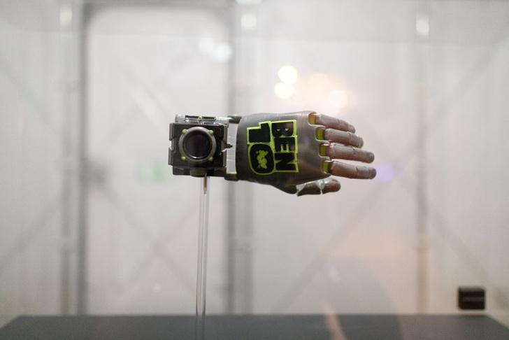Фото №1 - Ученые разработали чувствительные к боли протезы