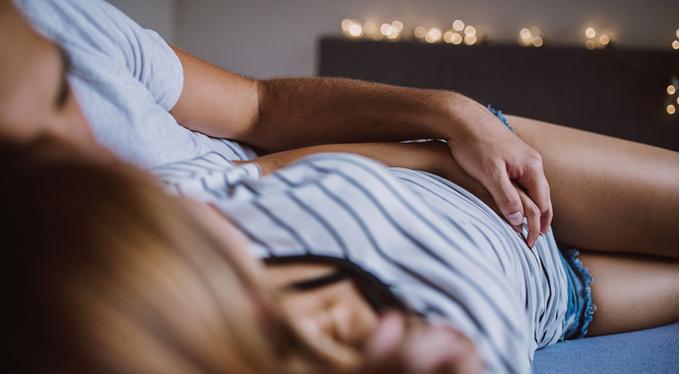 Секс, любовь и тактильный контакт: как они связаны?