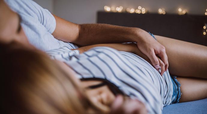 Секс, любовь и тактильный контакт