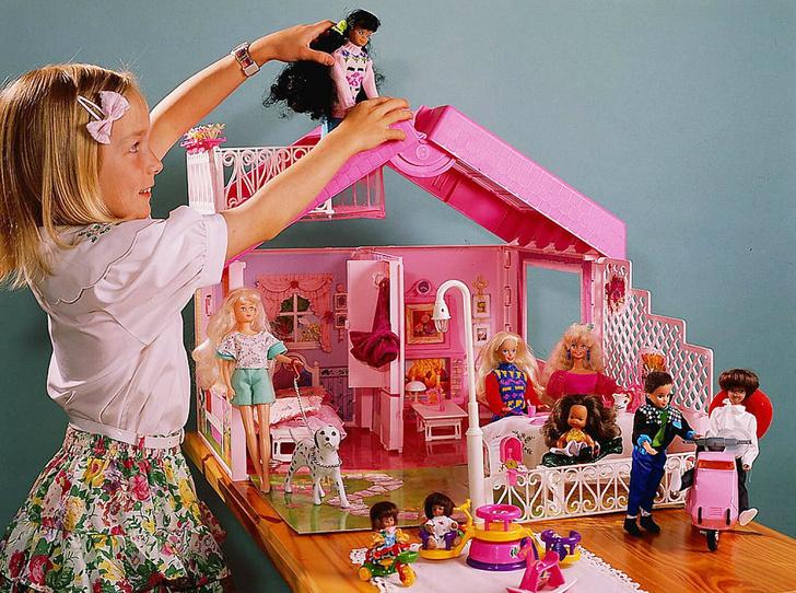 Фото №6 - Барби навсегда!