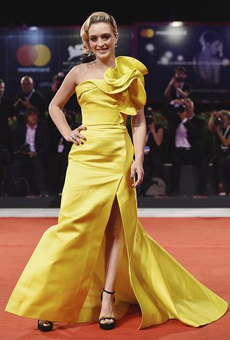 Фото №2 - Модная Венеция-2018: лучшие образы десятого дня кинофестиваля