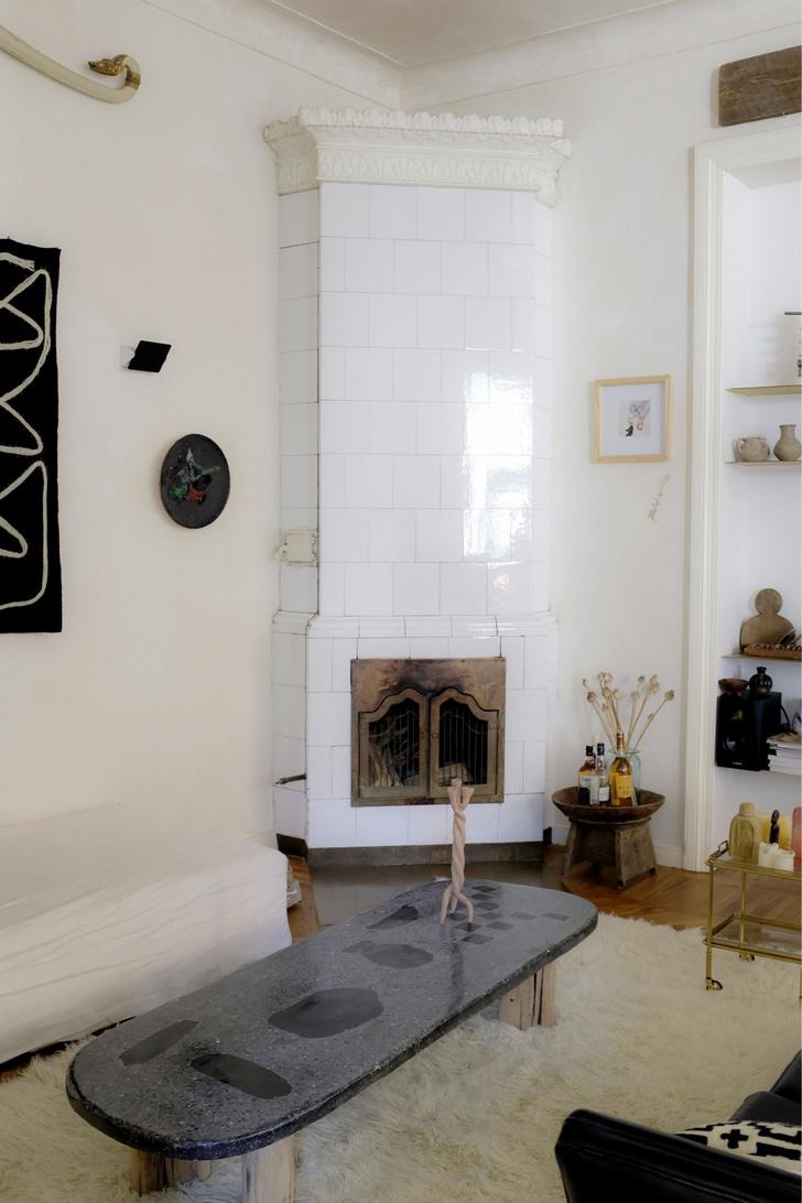 Фото №4 - Квартира сооснователя студии Rooms Наты Джанберидзе в Тбилиси