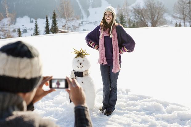 Фото №3 - Как фотографировать девушку для «Инстаграма», чтобы она осталась довольна