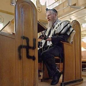 Фото №1 - Израиль борется с нацизмом