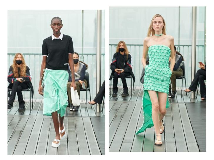 Фото №5 - Мода вопреки обстоятельствам: подводим итоги Парижской недели