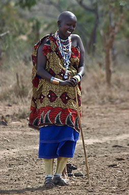Фото №5 - К танзанийцам за свободой