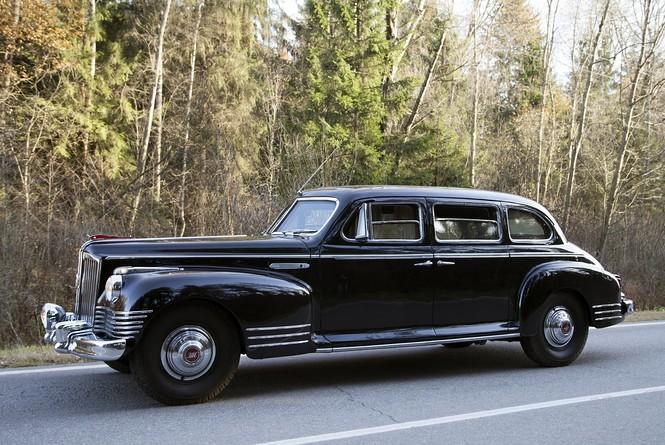 Фото №10 - Назад в СССР: 5 самых роскошных советских автомобилей