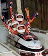 Фото №1 - Когда катание на санях стало олимпийским видом спорта?