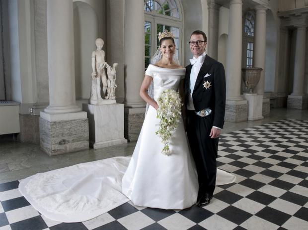 Фото №13 - 12 знаменитых королевских свадеб