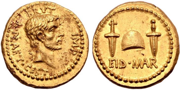 Фото №1 - Одна из редчайших монет в мире выставлена на торги