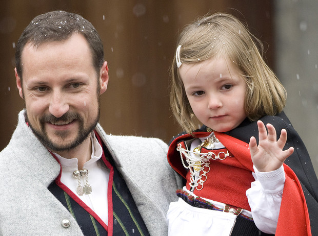 Фото №33 - Принцесса Ингрид Александра, наследница трона Норвегии: история в фотографиях