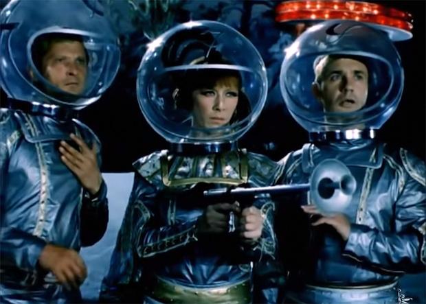 Фото №12 - Все советские космические фантастические фильмы. Часть 1 (1924-1974)