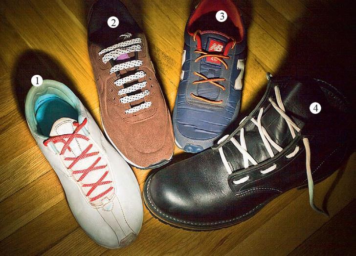 Фото №1 - История изобретения: шнурки