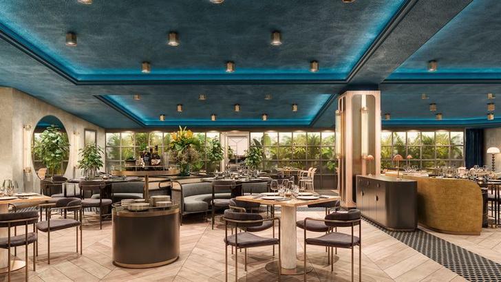 Фото №4 - Новый ресторан «четыре в одном» в Мадриде
