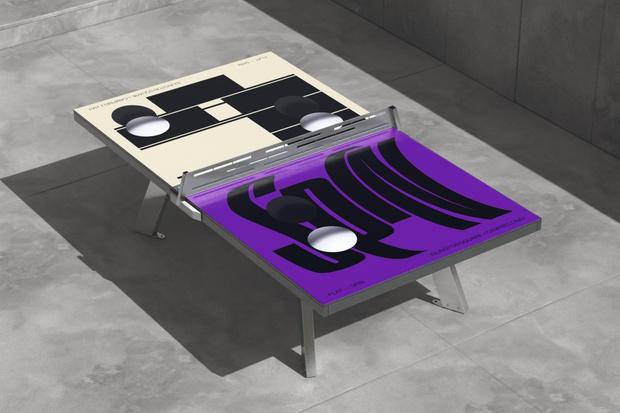 Фото №3 - Дизайнерские столы для пинг-понга: как вам такое решение?
