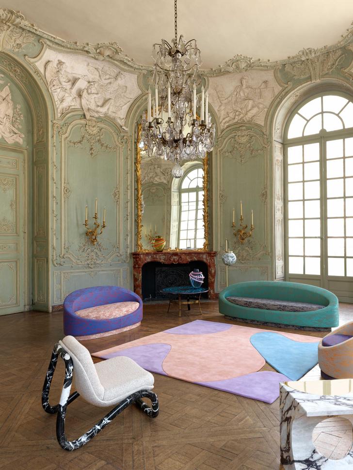 Фото №2 - Инсталляция Пьера Гоналона в Hôtel de Soubise