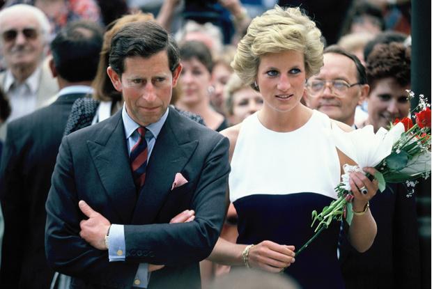 Принц Чарльз и принцесса Диана