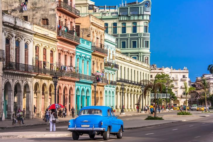 Фото №1 - Война и дружба: как была возведена и разрушена «стена» между Кубой и Америкой