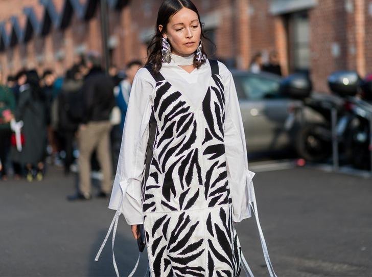 Фото №1 - Почему зебра (а не леопард) – принт, который стоит примерить в новом сезоне
