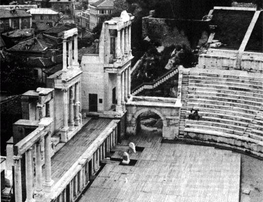 Фото №1 - Взгляд на Пловдив с трех холмов