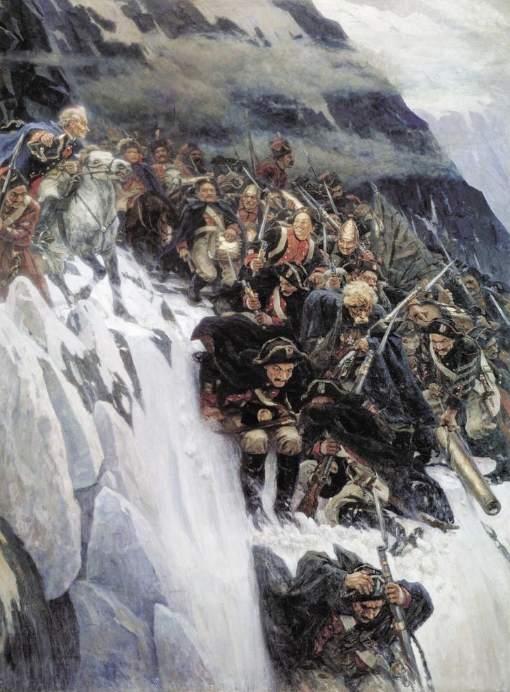 Фото №7 - Суворов: 7 подвигов великого полководца