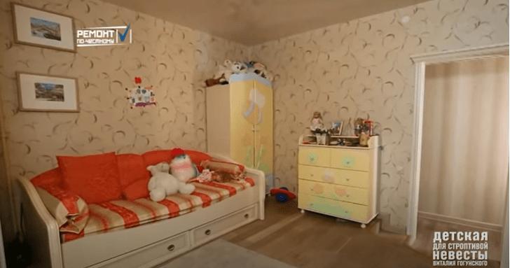 Квартира Виталия Гогунского