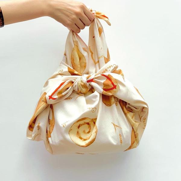 Фото №2 - Как сделать уникальную сумку из платка