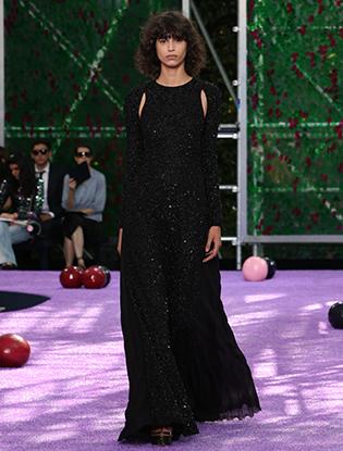 Фото №8 - Неделя Высокой моды в Париже: Dior Couture AW2015/16