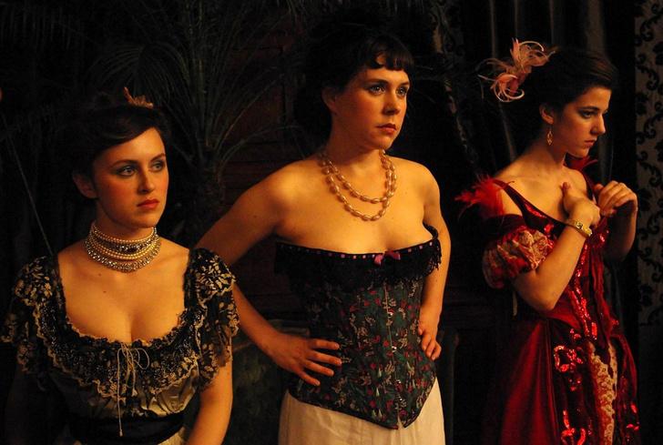Фото №1 - Каталог проституток Эдинбурга XVIII века, который написал редактор «Британники»