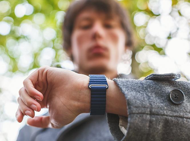 Фото №8 - Пять небанальных способов использовать Apple Watch каждый день