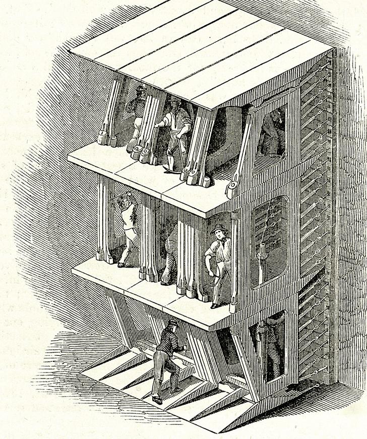 Фото №3 - Авантюрный роман: хозяева подземелья