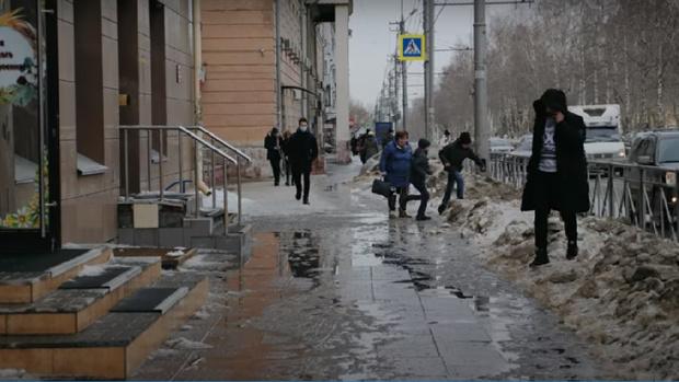 Фото №1 - Блогер-урбанист назвал Новосибирск столицей грязи, а четвертый мост через Обь— крупнейшей ошибкой