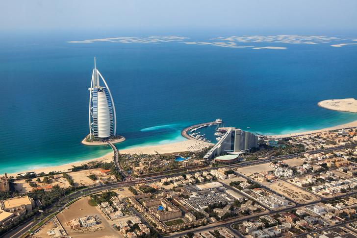 Фото №1 - В ОАЭ возведут искусственную гору для увеличения количества осадков