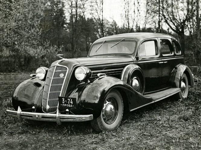 Фото №2 - Назад в СССР: 5 самых роскошных советских автомобилей