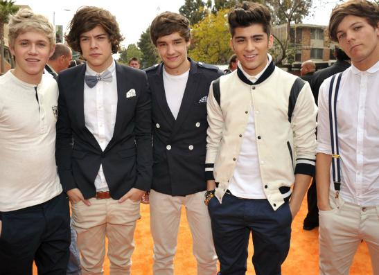 Фото №1 - Британское телевидение исследовало фанаток One Direction
