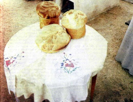 Фото №1 - Хлебная изба